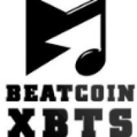 beatcoin[xbts] music on blockchain