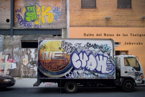 NET truck