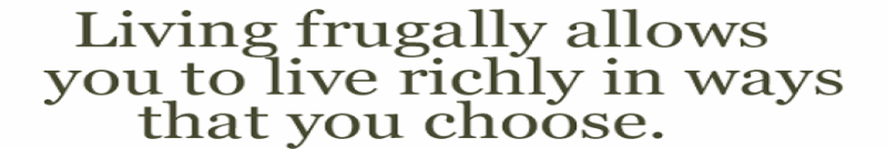frugal-richly