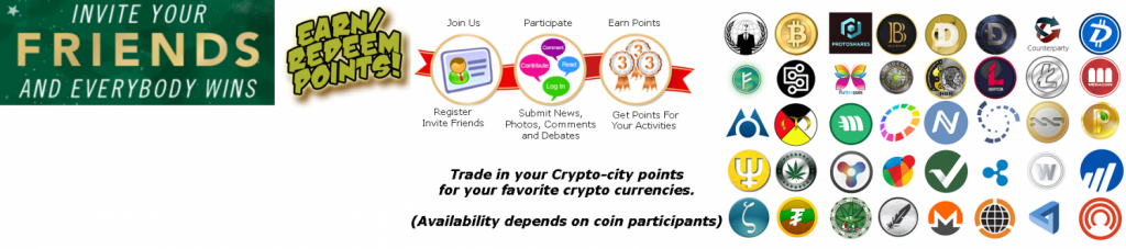Crypto-city-points