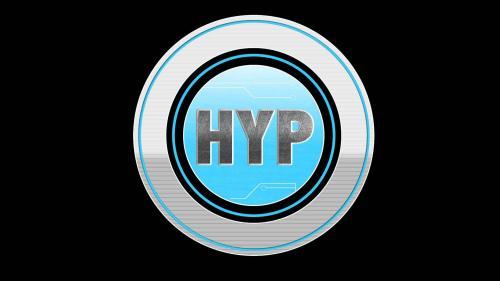 HYP Coin Blue Center