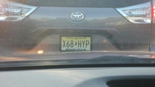 HYP it's a sign!