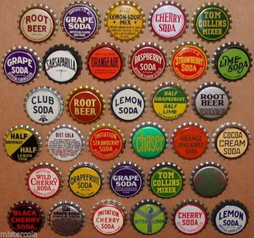 Soda Caps