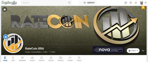Ratecoin (XRA) Now Live on the Swedish Nova Exchange