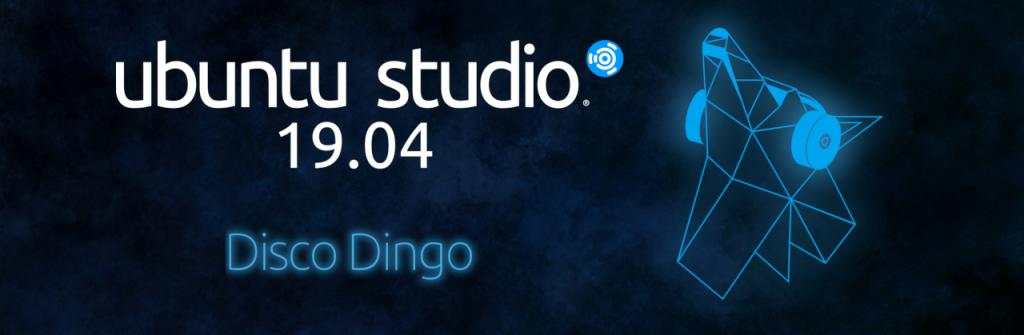 Ubuntu Studio Banner Logo