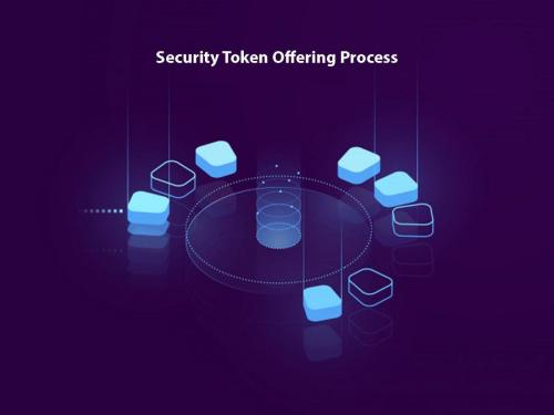 security token offering process