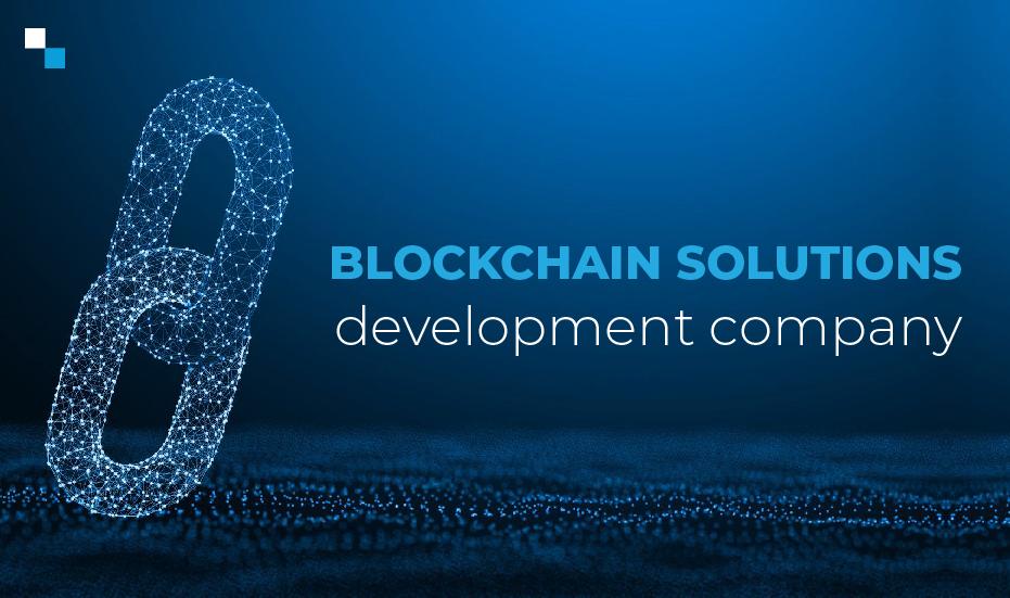 Blockchain Solutions development company