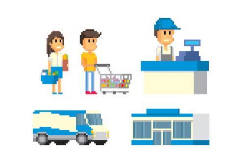 hypermarket assets