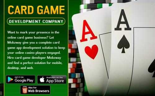 Card Game Development Company | Card Game App Developers India