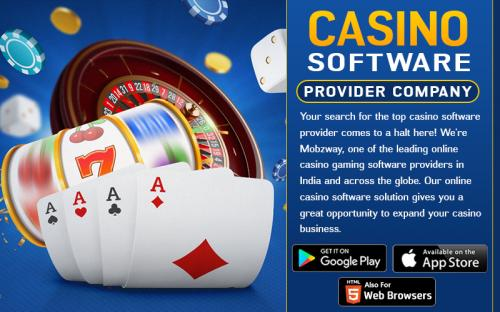 Casino Software and Gaming Solutions | Online Casino Software Providers