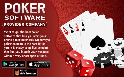 Best Poker Software Provider | Buy Online Poker Software