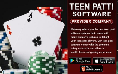 India's Top Teen Patti Software Solution | Hire Teen Patti Software Provider
