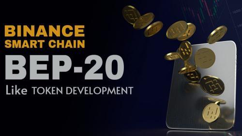 Binance-Smart-Chain-BEP20-Like-Token-Development