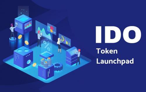 IDO-Token-Launchpad