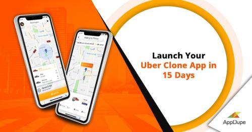 Launch Uber clone app instantly!
